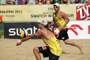 Siatkówka plażowa. Fijałek i Prudel - mocni kandydaci do medalu na IO w Rio?