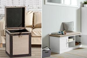 Modny trend - Skrzynie drewniane do wnętrz. Rodzaje, modele, ceny