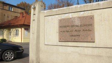 Wojskowy Szpital Kliniczny przy ul. Wrocławskiej