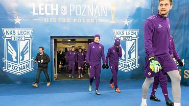 Trening Fiorentiny przed meczem z Lechem Poznań