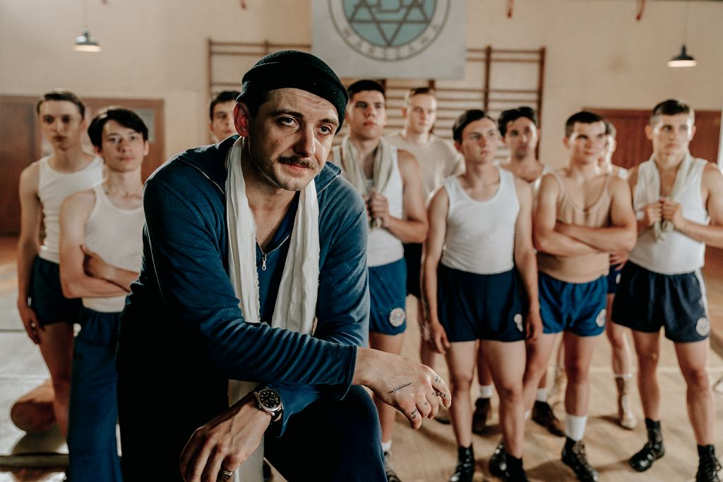 Michał Żurawski jako Jakub Szapiro w serialu 'Król'