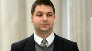 Patryk Jaki w Sejmie w 2015 roku