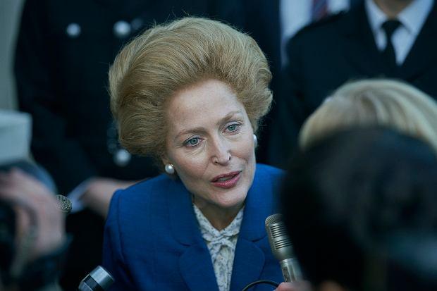 'The Crown 4': Gillian Anderson jako Margaret Thatcher
