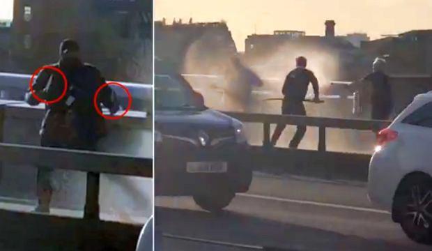 Przechodnie powstrzymali kolejny atak sprawcy na moście London Bridge