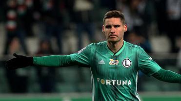 Jarosław Niezgoda. Legia sprzedała zimą najskuteczniejszego piłkarza ekstraklasy
