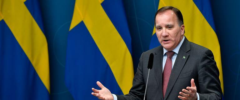 Szwecja. Premier apeluje w orędziu, król pisze: Trzymajcie się mocno!