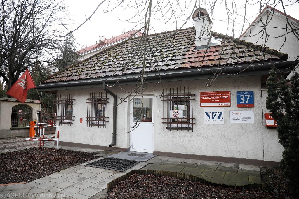 Wojewódzki Szpital Zakaźny w Warszawie