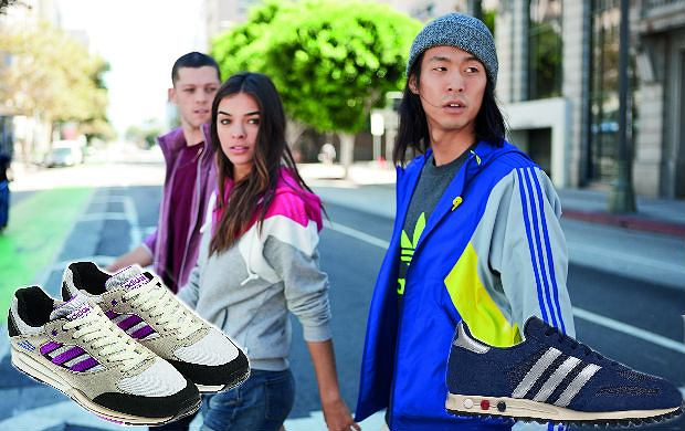 Nowa kolekcja adidasa w stylu retro-running