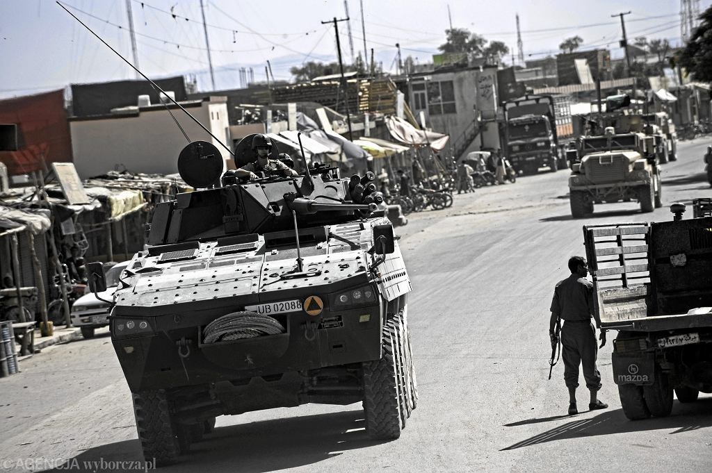 Przez Afganistan przewinęły się tysiące polskich żołnierzy. Nadal tam służą