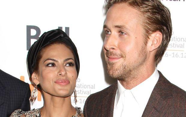 Ryan Gosling i Eva Mendes.