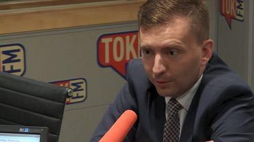 Łukasz Schreiber gościem Jana Wróbla w 'Poranku Radia TOK FM'