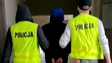 Kluczbork: 33-latek pomylił policjantów z dilerami
