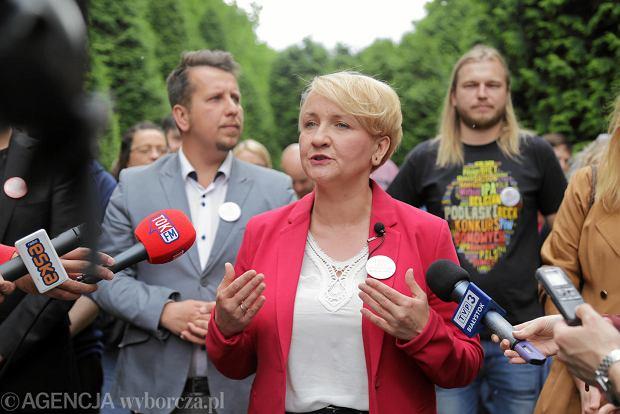 Katarzyna Sztop-Rutkowska ogłasza start w wyborach na prezydenta Białegostoku