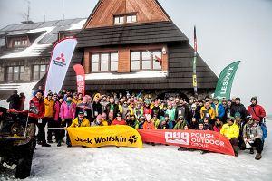 Wintercamp 2019. Miłośnicy gór spotkali się na Turbaczu