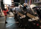Policja idzie po nastolatki [MŁODZI I PROTESTY ULICZNE]