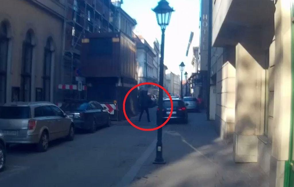 Kraków. 28-latek zaatakował taksówkarza kijem bejsbolowym