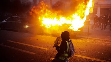 Protesty we Francji. 'Wrzenie. Francja na krawędzi', Anna Pamuła