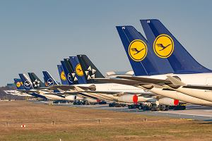 Lufthansa: duży wzrost liczby rezerwacji przed świętami, nowe połączenia także z Polski