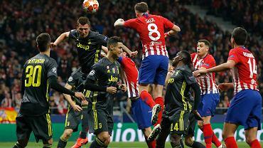 Cristiano Ronaldo nie zagra z Napoli? Kontuzjowany jest też Douglas Costa