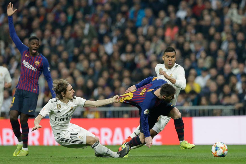 Real Madryt - FC Barcelona. Gdzie oglądać El Clasico?