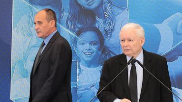 Paweł Kukiz, Jarosław Kaczyński