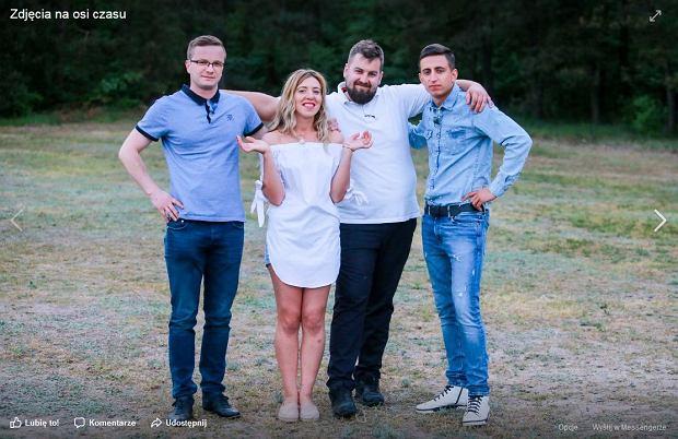 Paweł, Małgorzata, Dawid i Paweł