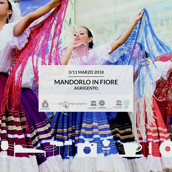 Święto migdałów na Sycylii - Festa del Mandorlo in Fiore