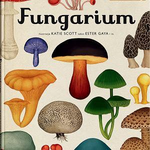 Fungarium, Katie Scott, Ester Gaya