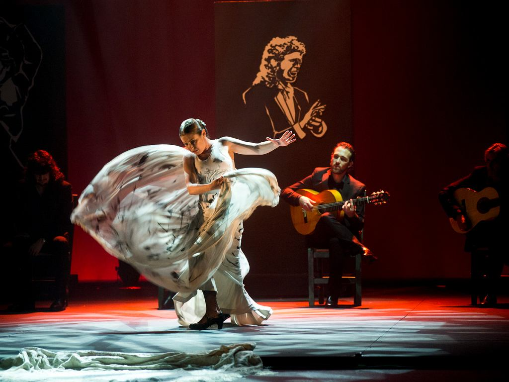Pokaz flamenco w Barcelonie