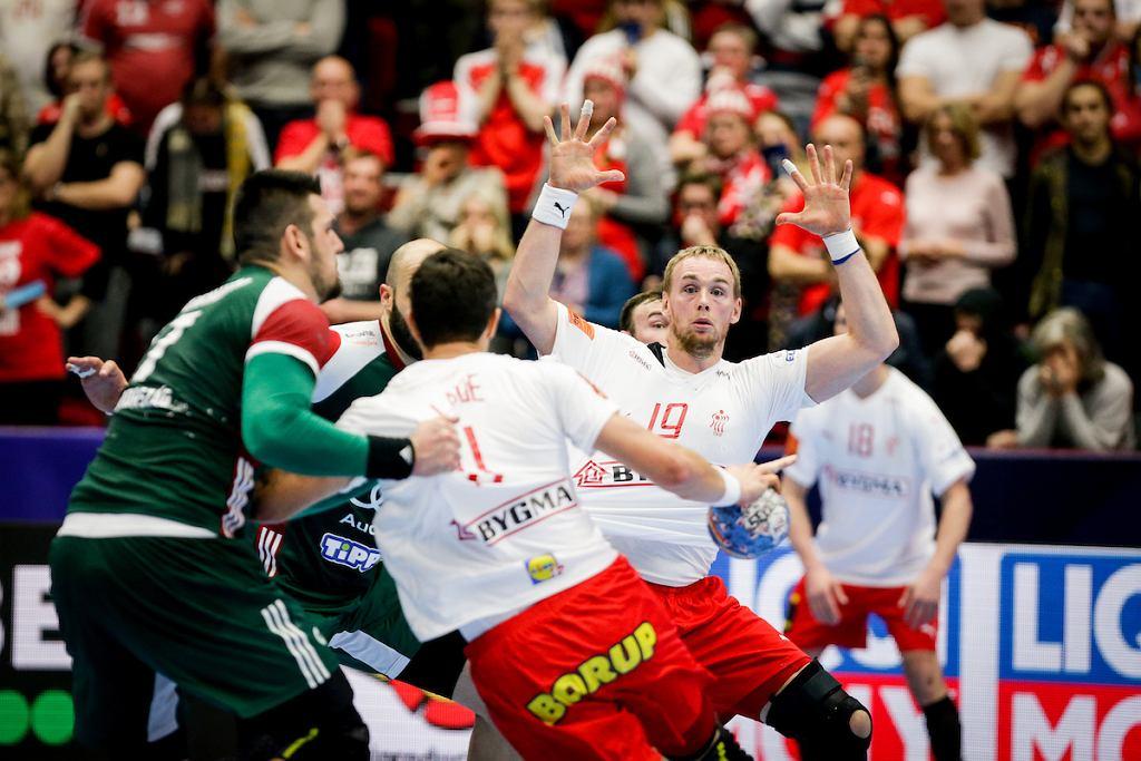 EHF EURO 2020 mężczyzn Szwecja, Austria, Norwegia - Runda wstępna - Grupa E, Anze Malovrh / kolektiff