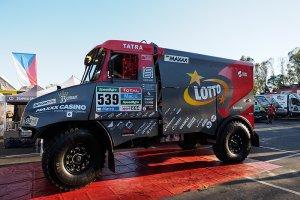 Rajd Dakar. Awans polskiej ciężarówki