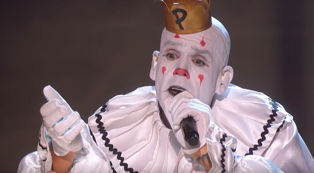 Puddles Pity Party Performs 'I Want To Know What Love Is' - America's Got Talent: The Champions
