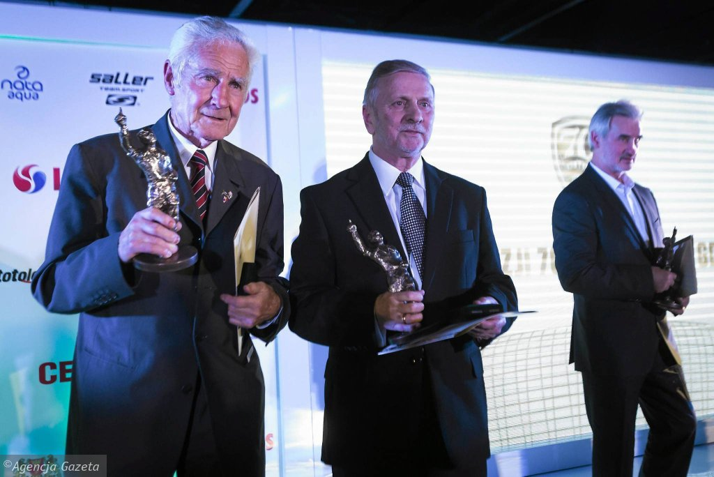 Z okazji 70-lecia Lechii na Stadionie Energa Gdańsk odbyła się gala jubileuszowa. Podczas uroczystości ogłoszone zostały wyniki plebiscytu na piłkarza 70-lecia gdańskiego klubu. Zwyciężyli ex aequo Roman Korynt (z lewej) oraz Zdzisław Puszkarz