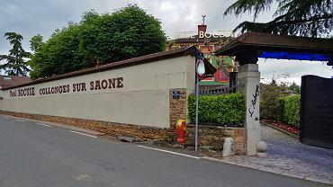 Restauracja Auberge du Pont de Collonges