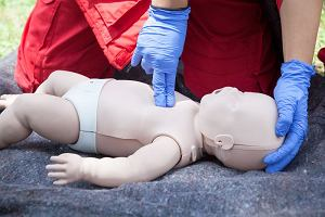 Reanimacja dziecka - bądź gotów udzielić pomocy