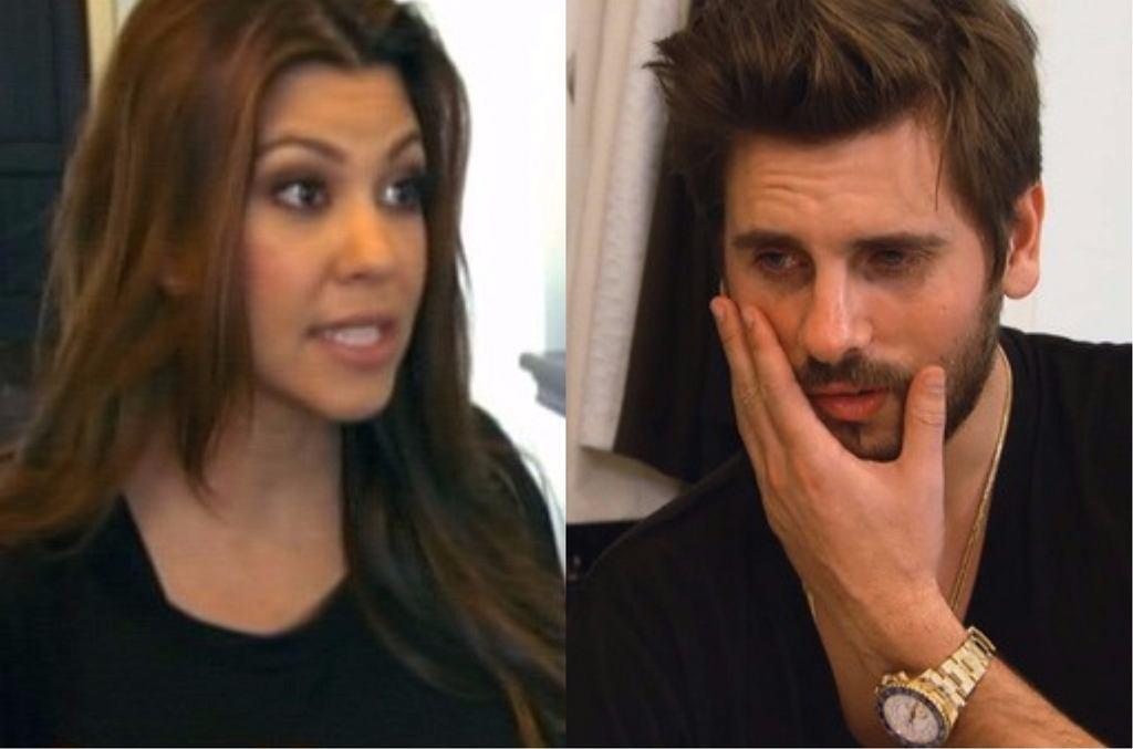 Kourtney Kardashian, Scott Discik