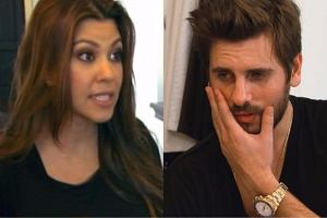 Kourtney Kardashian, Scott Discik
