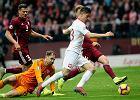 Eliminacje ME. Polska - Łotwa 2-0. Gra się tak, jak Łotwa pozwala