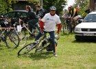 Rozpoczęcie sezonu rowerowego w Żarach