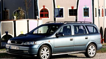 Opel Astra II Caravan
