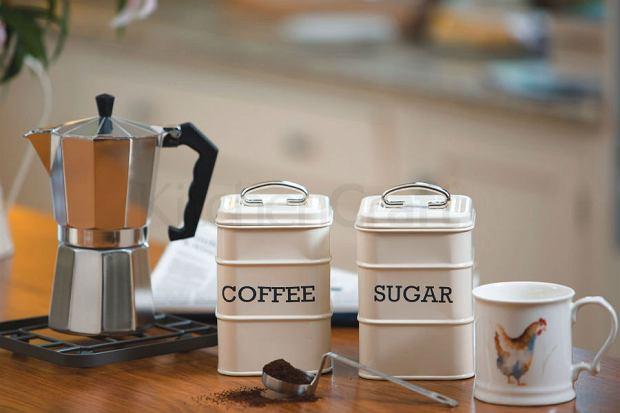 Puszki na herbatę i kawę, które zatrzymają aromat na dłużej [CENY, WYBÓR REDAKCJI]
