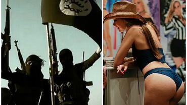 Bojownicy Państwa Islamskiego myślą także o dżihadzie  erotycznym
