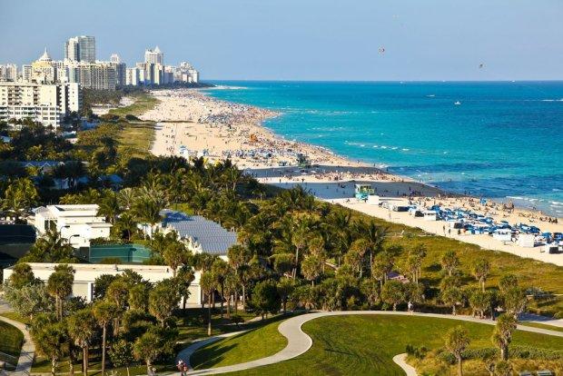 Plaża w Miami, Floryda, USA / fot. Shutterstock