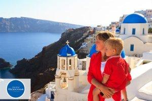 Wakacyjny poradnik dla rodziców. Kierunek: Grecja!