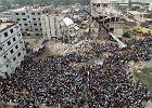 Bangladesz. 38 oskarżonych o morderstwo po tragedii w fabryce odzieży