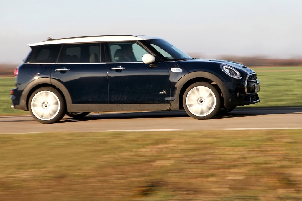 Mini Cooper SD ALL4 Clubman