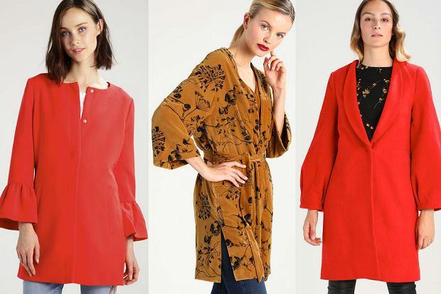 Zdjęcie numer 3 w galerii - Płaszcz zimowy i płaszcz jesienny - modele w intensywnych kolorach