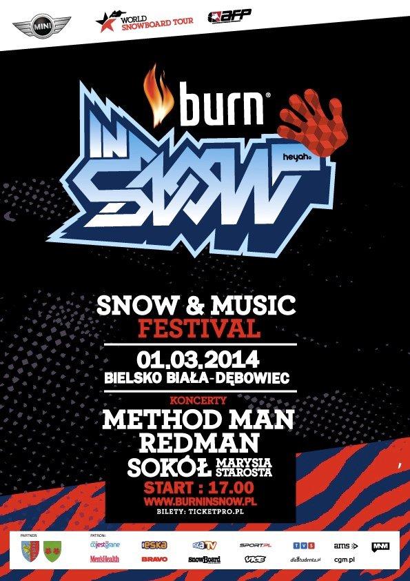 Zdjęcie numer 4 w galerii - World Snowboard Tour i światowe gwiazdy muzyki w Polsce! [BURN IN SNOW]