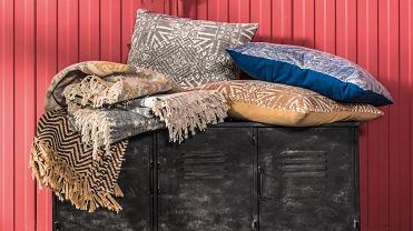 Poduszki dekoracyjne z kolekcji Bresso