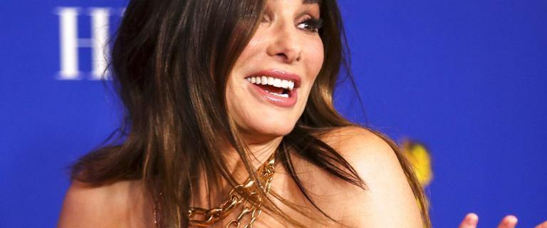 Sandra Bullock przyłapana przez paparazzi bez makijażu. Jak wygląda?